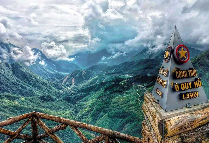 Đèo Ô Quy Hồ - Lai Châu