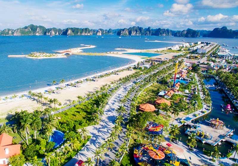 Một góc Tuần Châu - Hạ Long - Quảng Ninh